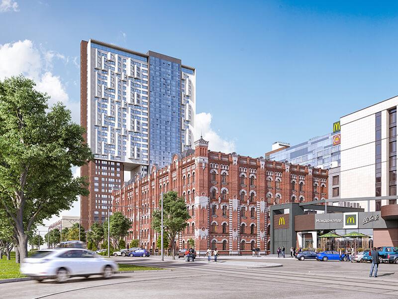 Одно из красивейших зданий Екатеринбурга скоро обретёт новую жизнь