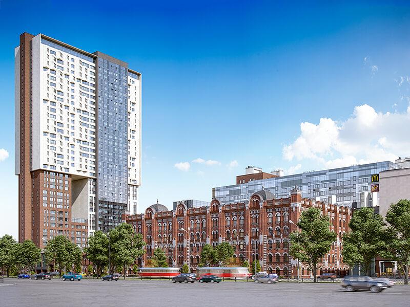 Уникальная новостройка скоро появится в историческом центре Екатеринбурга