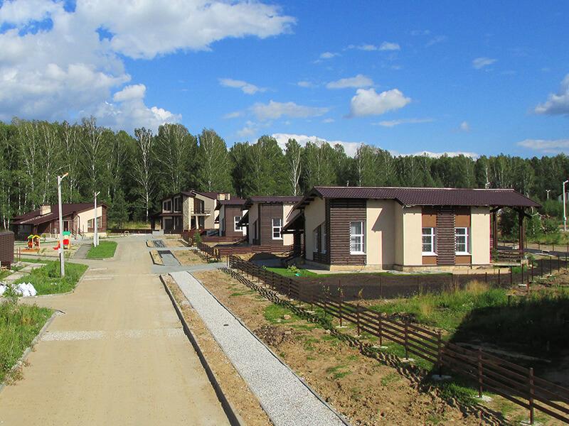 Готовые комфортные дома